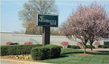 Newbridge Bank Landscaping