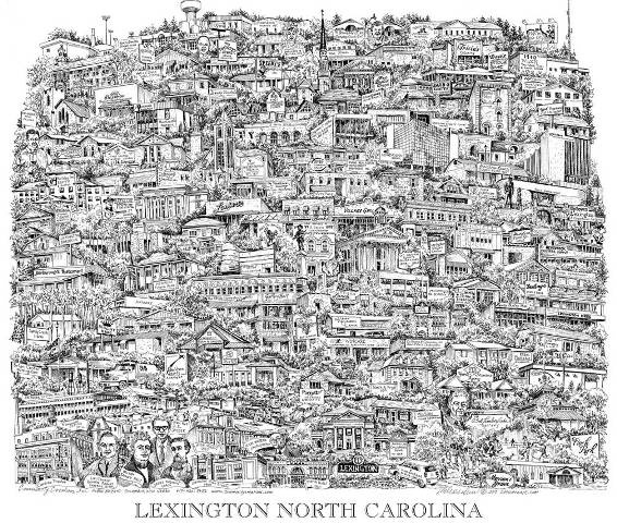 Lexington Community Sketch