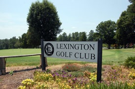 6 Hole Green Lexington Golf Club