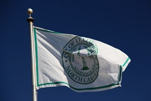 City of Lexington flag by LMC