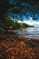High Rock Lake (Photo by GeoCore Films/ Courtesy of SouthComm Publishing Co.)