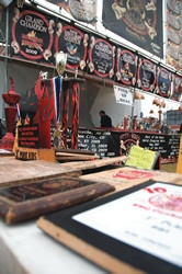 BBQ Competitor Awards (Photo by Jennifer Westmoreland/ Courtesy of SouthComm Publishing Co.)