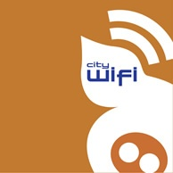 Lexington's City WiFi Pig Logo