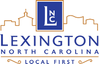 "City of Lexington ""Local First"" logo"