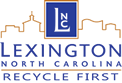 "Recycling and Waste Department ""Recycle First"" logo"