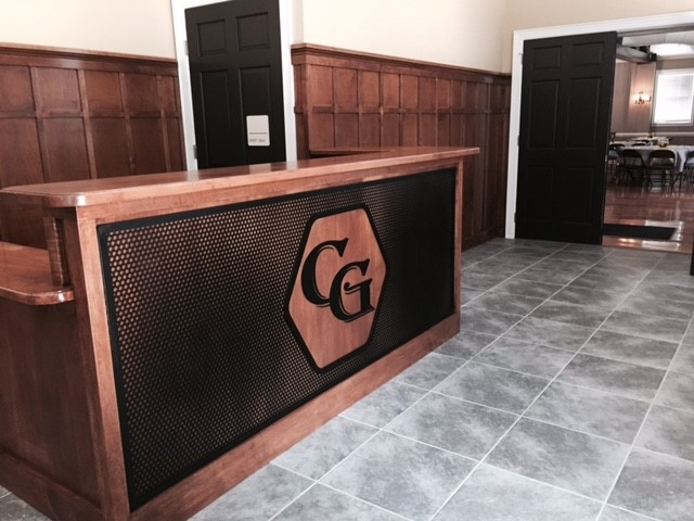 COG Foyer Bar
