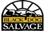 Black Dog Salvage logo