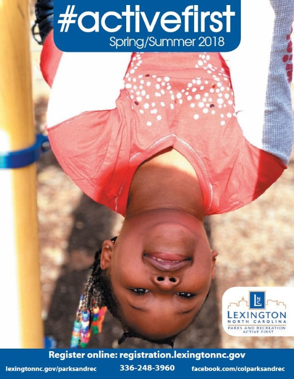 Lexington Parks and Recreation 2018 Spring and Summer Program Guide