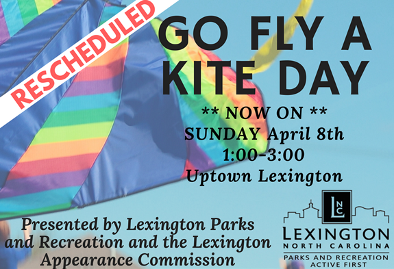 Go Fly a Kite Day - Sunday, April 9