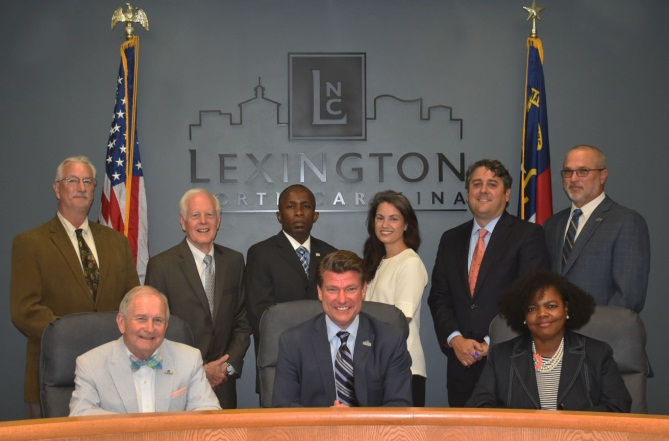 City Council Group Shot 2018