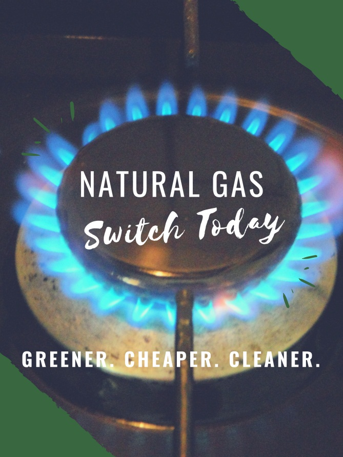 Natural Gas Switch Today