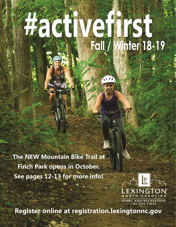 Check out the Fall and Winter #activefirst Program Guide for 2018/2019!