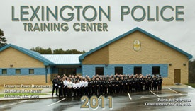 Police Training Center Dedication