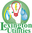 Lexington Utilities logo