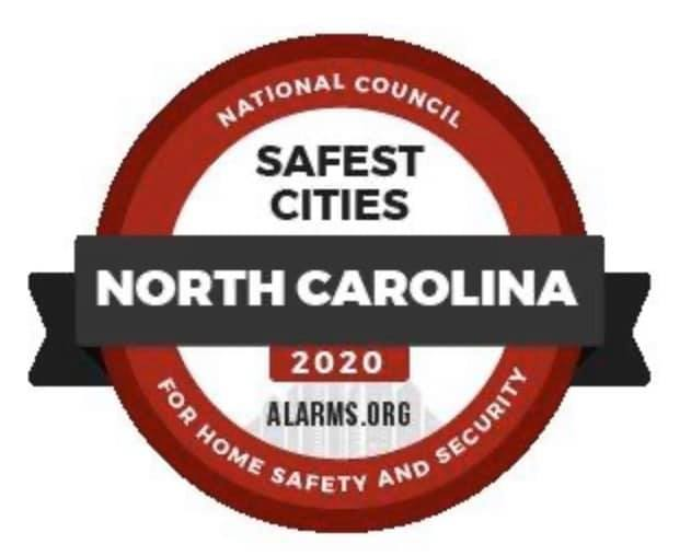 2020-safest-cities-in-NC