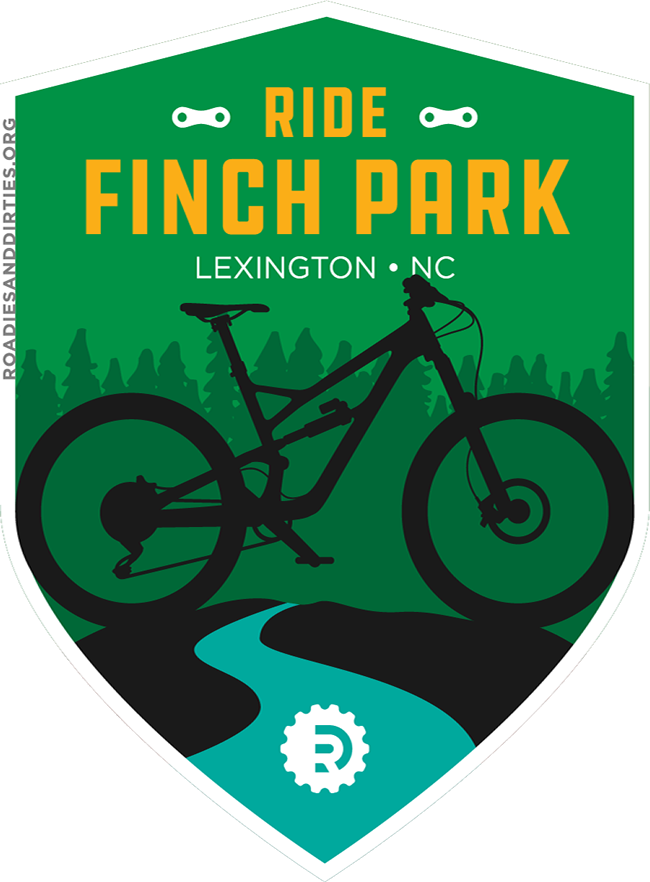 Ride the MTB Trail at Finch Park